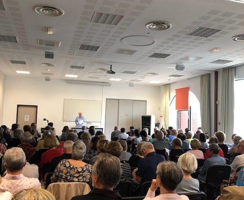 Conférence de rentrée U.T.L.Biarritz